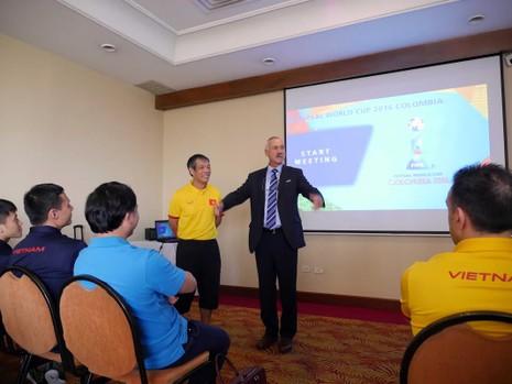 Tuyển Futsal Việt Nam tại World Cup: Viết tiếp câu chuyện từ Asian Cup 2015 - ảnh 3