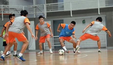 Tuyển Futsal Việt Nam tại World Cup: Viết tiếp câu chuyện từ Asian Cup 2015 - ảnh 1