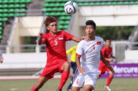 U-19 Đông Nam Á - Vietcombank Cup: Cứ như bị 'yểm bùa' - ảnh 1