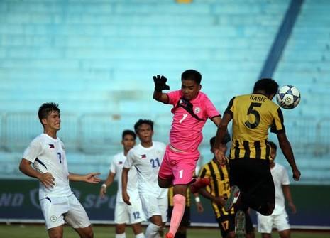 Giải U-19 Đông Nam Á: Việt Nam lên ngôi nhất bảng - ảnh 2