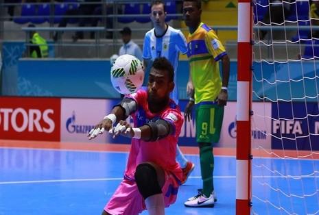 Argentina thắng Đảo quốc Solomons 7-3