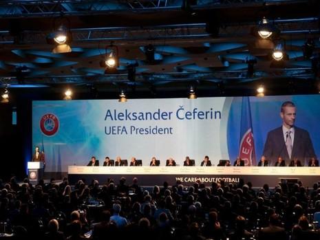 Tân chủ tịch UEFA Ceferin