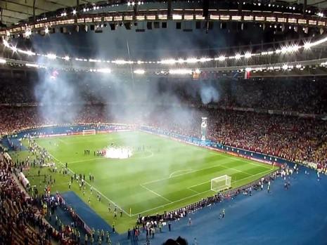 Sân Olympic ở Kiev