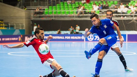 Thái Lan đánh bại Ai Cập, vào vòng 16 đội - ảnh 1