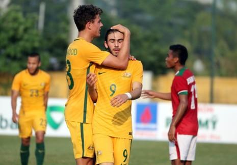 U-19 Đông Nam Á: Thái Lan, Úc toàn thắng - ảnh 2
