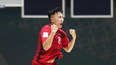 'Futsal Việt Nam, trẻ nhất nhưng đi bước chân dài nhất' - ảnh 3