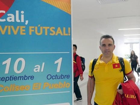 'Futsal Việt Nam, trẻ nhất nhưng đi bước chân dài nhất' - ảnh 4