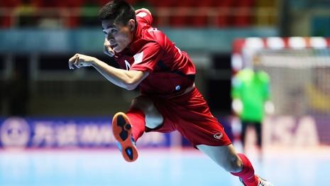 'Futsal Việt Nam, trẻ nhất nhưng đi bước chân dài nhất' - ảnh 2
