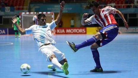 Futsal World Cup: Việt Nam vào vòng 16 đội - ảnh 2