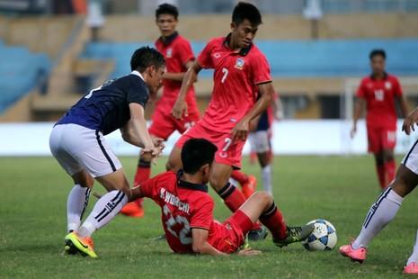 U-19 Thái Lan tỏ rõ ứng cử viên vô địch - ảnh 1