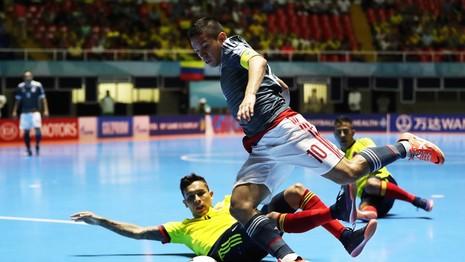 Futsal World Cup: Chủ nhà Colombia 'theo' Việt Nam - ảnh 2