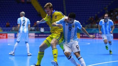 Futsal World Cup: Thái Lan nói lời chia tay - ảnh 4