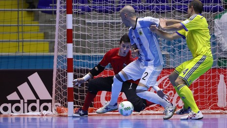 Futsal World Cup: Thái Lan nói lời chia tay - ảnh 3