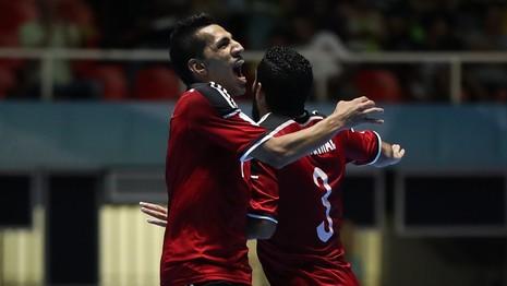 Futsal World Cup: Tiếp tục… sốc - ảnh 1