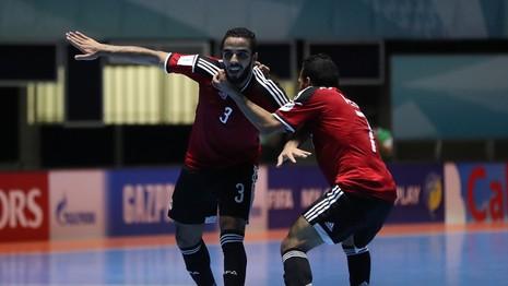 Futsal World Cup: Tiếp tục… sốc - ảnh 2