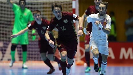 Futsal World Cup: Tiếp tục… 'động đất' ở Colombia - ảnh 3