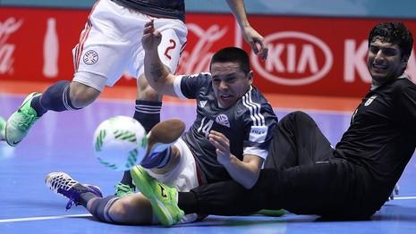 Futsal World Cup: Tiếp tục… 'động đất' ở Colombia - ảnh 5