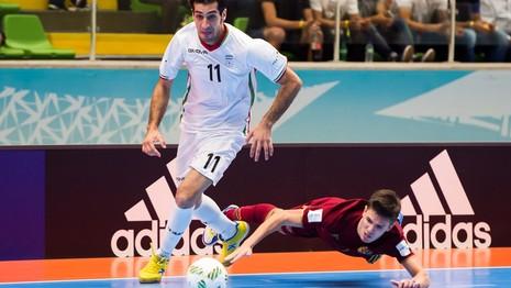 Futsal World Cup: Nga vào chung kết - ảnh 3