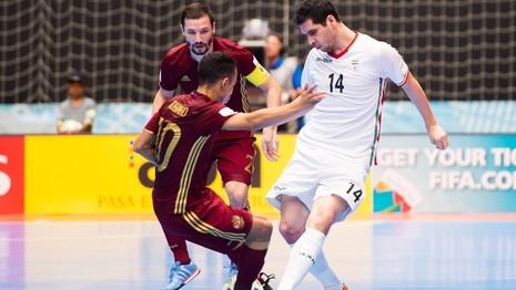 Futsal World Cup: Nga vào chung kết - ảnh 2