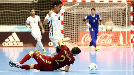 Futsal World Cup: Nga vào chung kết - ảnh 1