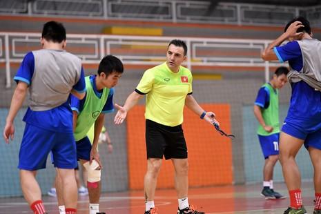 Bruno Garcia bất ngờ chia tay Futsal Việt Nam - ảnh 3
