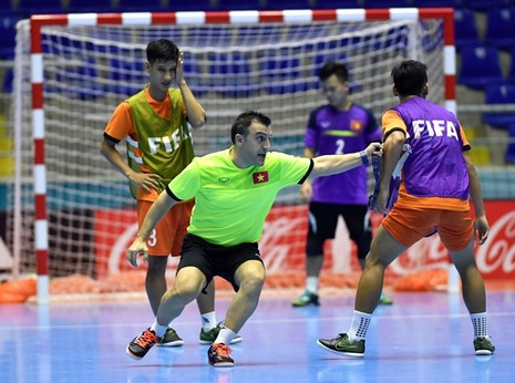 Bruno Garcia bất ngờ chia tay Futsal Việt Nam - ảnh 2
