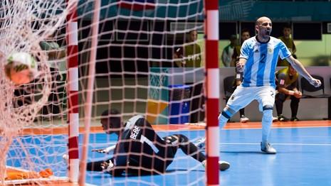 Futsal World Cup: Argentina và Nga tranh ngôi vô địch - ảnh 2