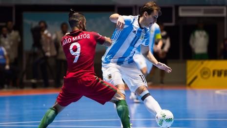 Futsal World Cup: Argentina và Nga tranh ngôi vô địch - ảnh 3