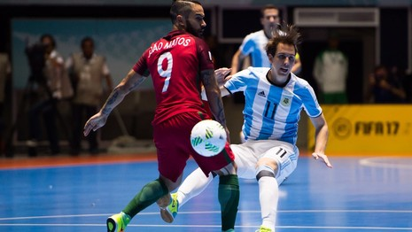 Futsal World Cup: Argentina và Nga tranh ngôi vô địch - ảnh 4