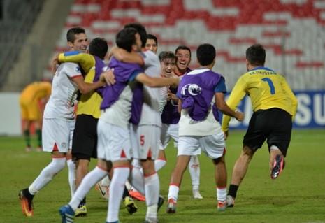 VCK U-19 châu Á: Đông Nam Á chỉ còn mỗi U-19 Việt Nam - ảnh 1