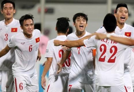 VCK U-19 châu Á: Việt Nam tạo mốc son lịch sử - ảnh 1