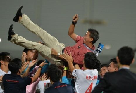 U-19 Việt Nam được AFC làm 'hình mẫu' nghiên cứu - ảnh 1