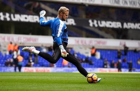 Leicester City - FC Copenhagen: Schmeichel về quê! - ảnh 1
