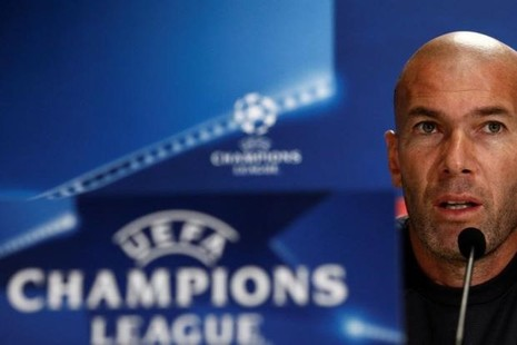 Zidane: Chẳng lợi gì khi Real chơi sân không khán giả - ảnh 1