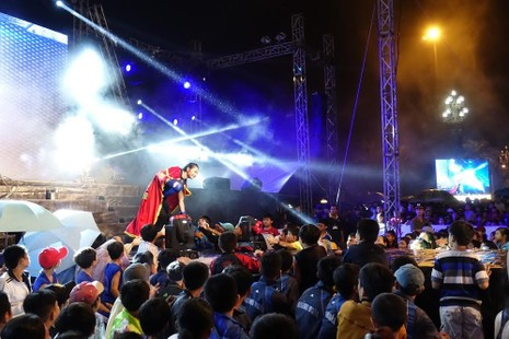 """Người Việt và """"tiệc"""" võ cổ truyền - ảnh 6"""