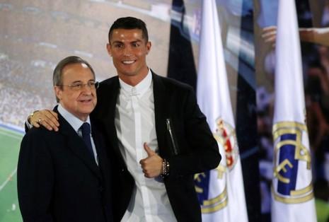 Ronaldo muốn thi đấu cho Real sau năm 40 tuổi - ảnh 1