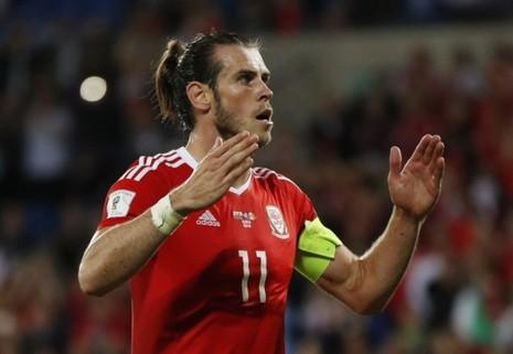Bale lần thứ tư liên tiếp ẵm danh hiệu - ảnh 1