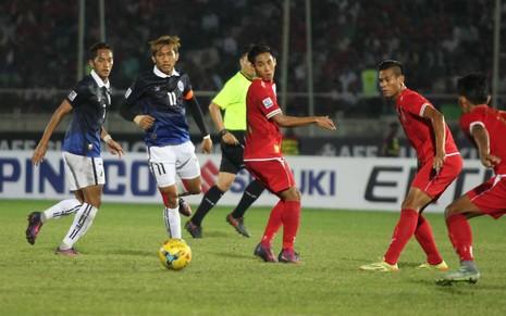 Myanmar theo chân Việt Nam vào bán kết AFF Cup - ảnh 2