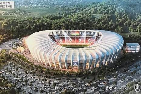 Hoàng tử Malaysia mua chuyên cơ, xây SVĐ cho đội bóng - ảnh 2