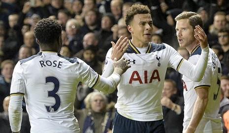 Tottenham cắt đứt giấc mơ của Chelsea - ảnh 1