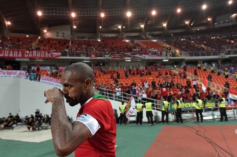 Đội trưởng Boaz Salossa là cầu thủ hay nhất Indonesia - ảnh 1