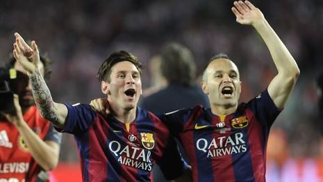 Barcelona không dốc túi  giữ Messi bằng mọi giá - ảnh 1