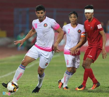 Sài Gòn FC khởi đi cực kỳ ấn tượng - ảnh 2