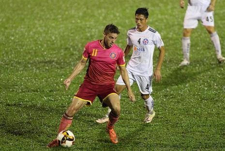 Sài Gòn FC khởi đi cực kỳ ấn tượng - ảnh 3