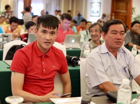 Giải hạng Nhất và Cúp Quốc gia mang tên Sứ Thiên Thanh - ảnh 2