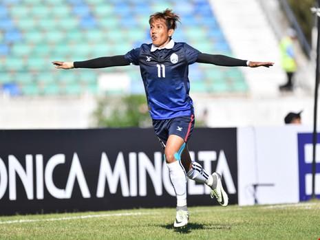 'Messi' Campuchia đã về J- League - ảnh 1