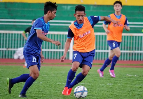 Lộ diện đội hình chính của U-22 Việt Nam - ảnh 1