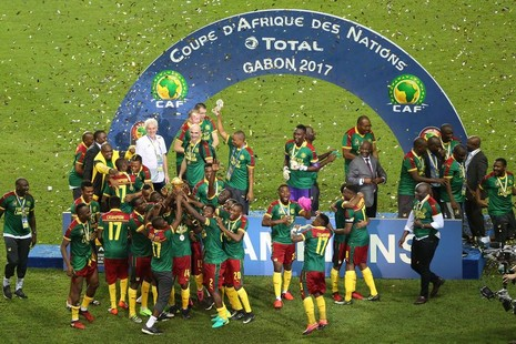 Ngược dòng ngoạn mục, Cameroon vô địch CAN Cup - ảnh 1