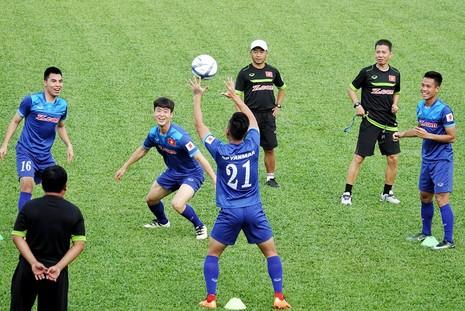 U-22 Việt Nam - U-22 Malaysia: Tôn trọng đối thủ - ảnh 7