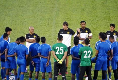 U-22 Việt Nam - U-22 Malaysia: Tôn trọng đối thủ - ảnh 9